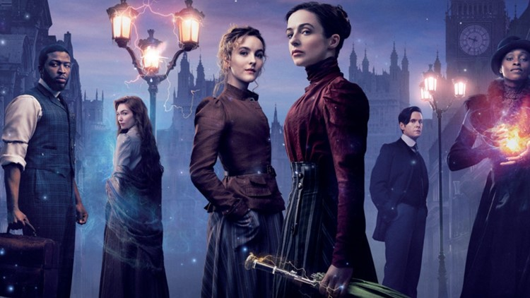 New HBO series 'The Nevers' puts superheroes in the Victorian-age  - What's On This Week