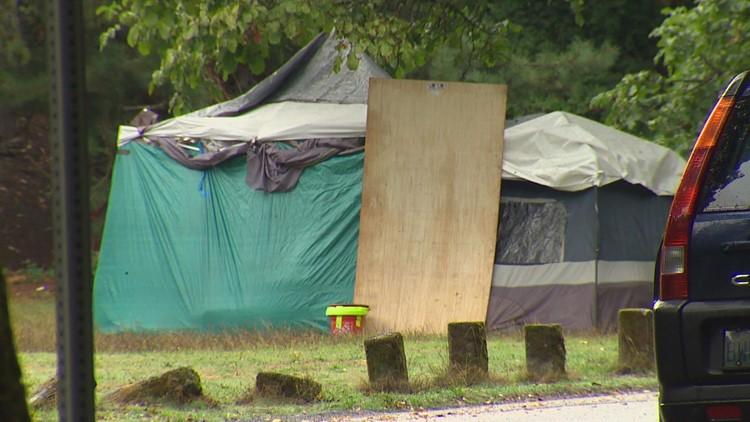 City calls Green Lake encampment high priority as residents' fears hit breaking point