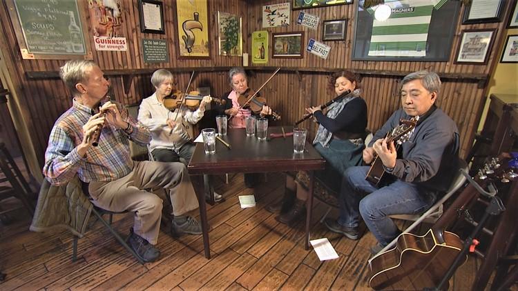 Irishmen Pub Band