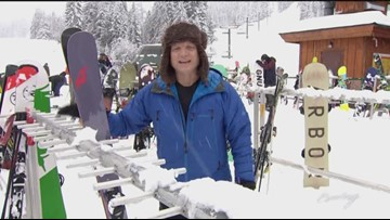Wed 12/19, Crystal Mountain Resort, Full Episode KING 5 Evening