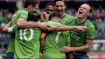Roldan's early strike lifts Sounders past Dynamo 1-0