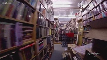 The Tacoma bookstore you'll need a whole day to explore - KING 5 Evening