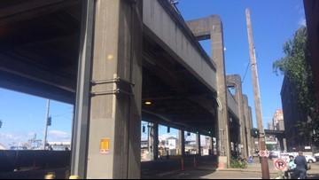 3-week viaduct closure coming ahead of Seattle tunnel opening