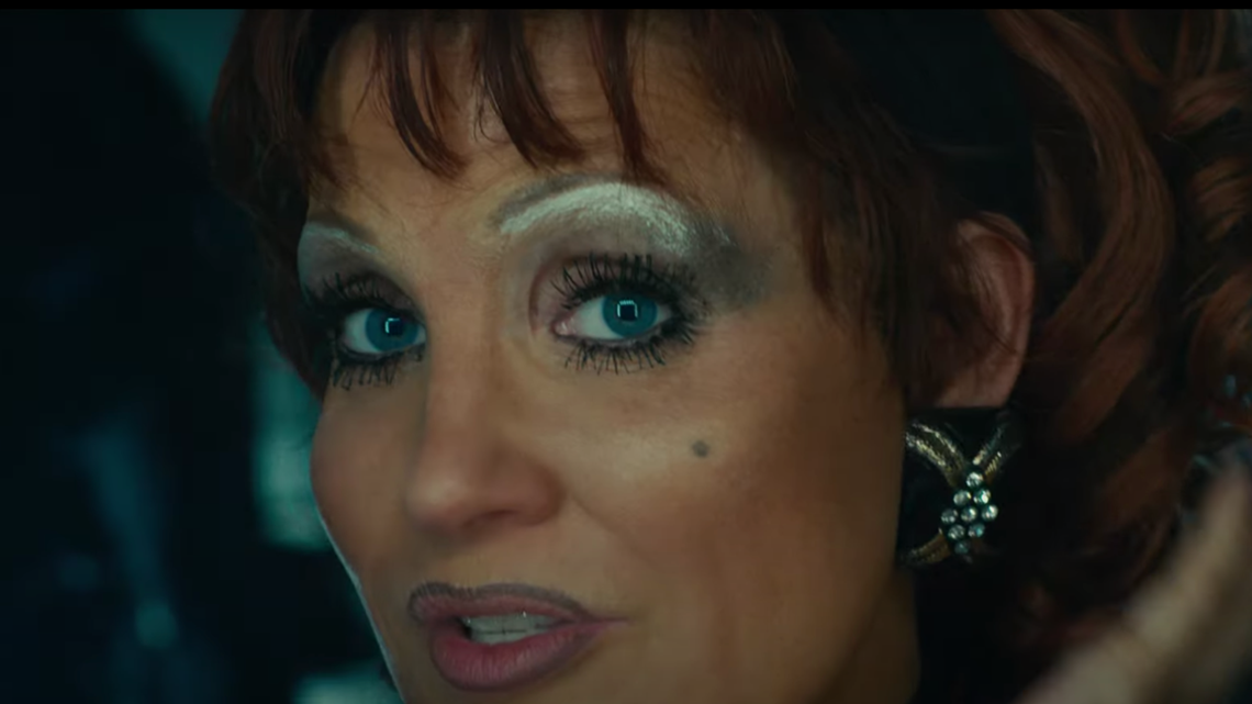 Jessica Chastain takes leap of faith in 'The Eyes of Tammy Faye'