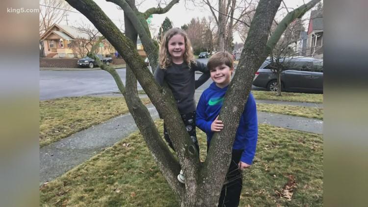 Washington cousins raise money to help the homeless this winter