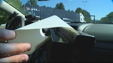 HOV lane fines increase in Washington this weekend