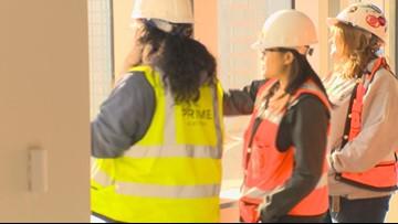 Western Washington program aims to add women in construction jobs