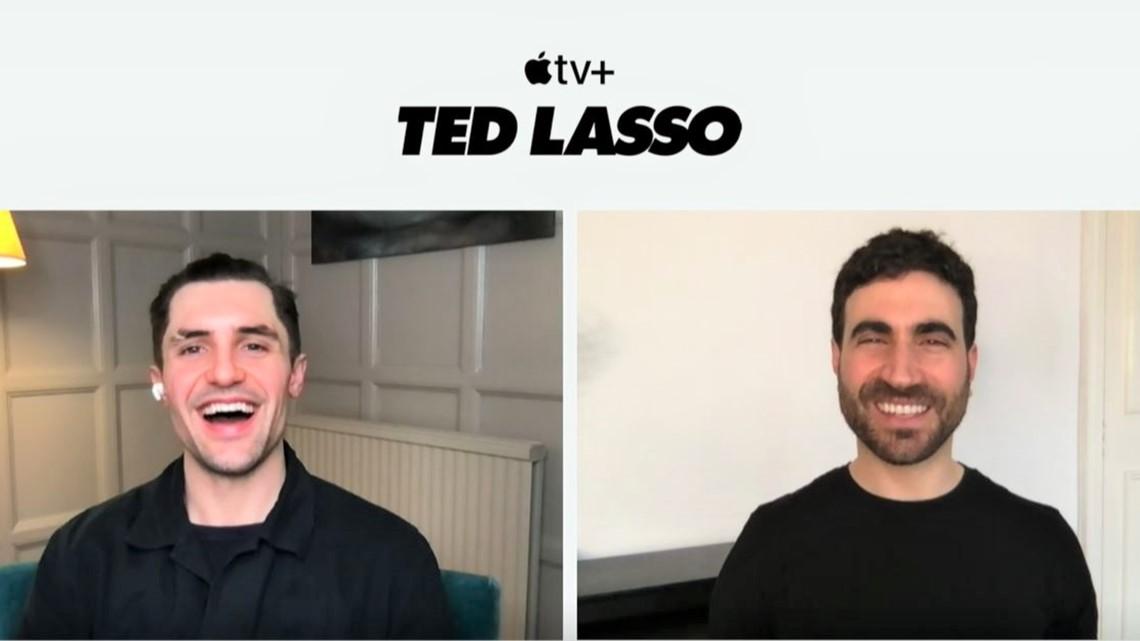 'Ted Lasso' stars talk Season 2, awards season, and American football