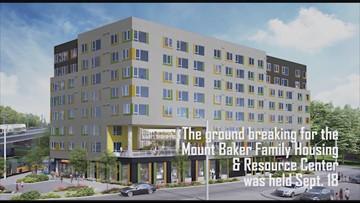 Low-income housing in Mount Baker neighborhood