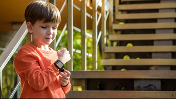 Privacy concerns over GPS watches marketed for kids