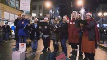Seattle caroling competition is looking for Christmas stars in the summertime
