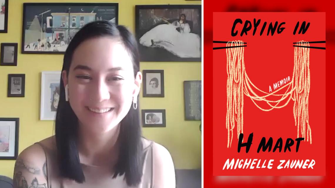 Michelle Zauner of Japanese Breakfast shares humor and heart in new memoir - New Day NW