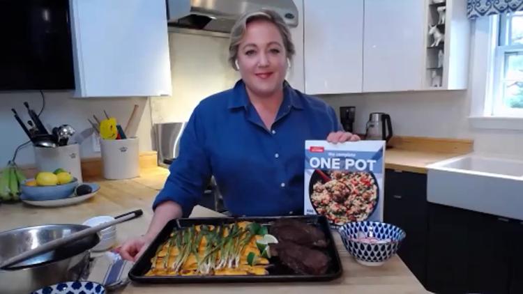 One Pan Dinner: A steak lover's dream