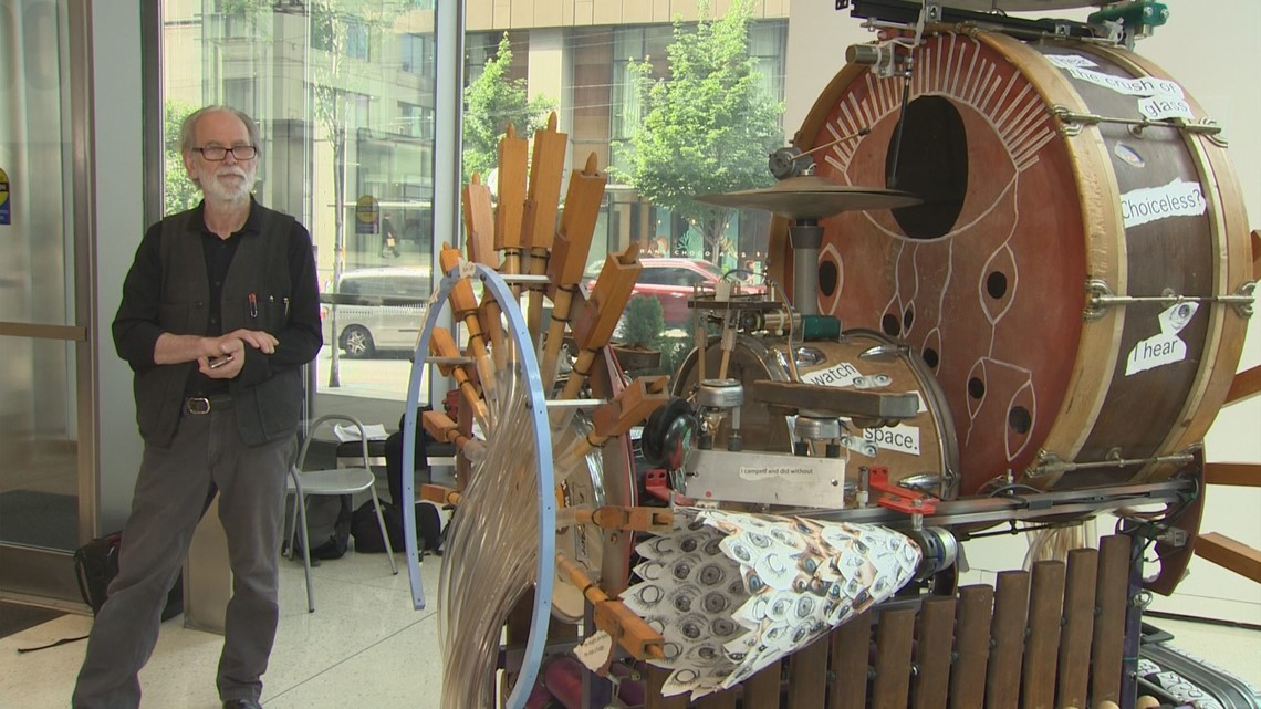 Giving voice to the homeless at Seattle Art Museum