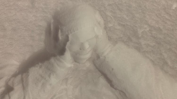 Snow Face creation
