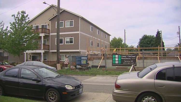Residents in Tacoma push back on plans by leadership to expand housing in the city