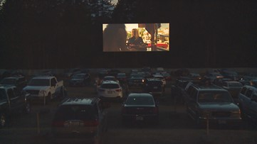 This 70-year old drive-in theater in Bremerton still wows crowds every summer
