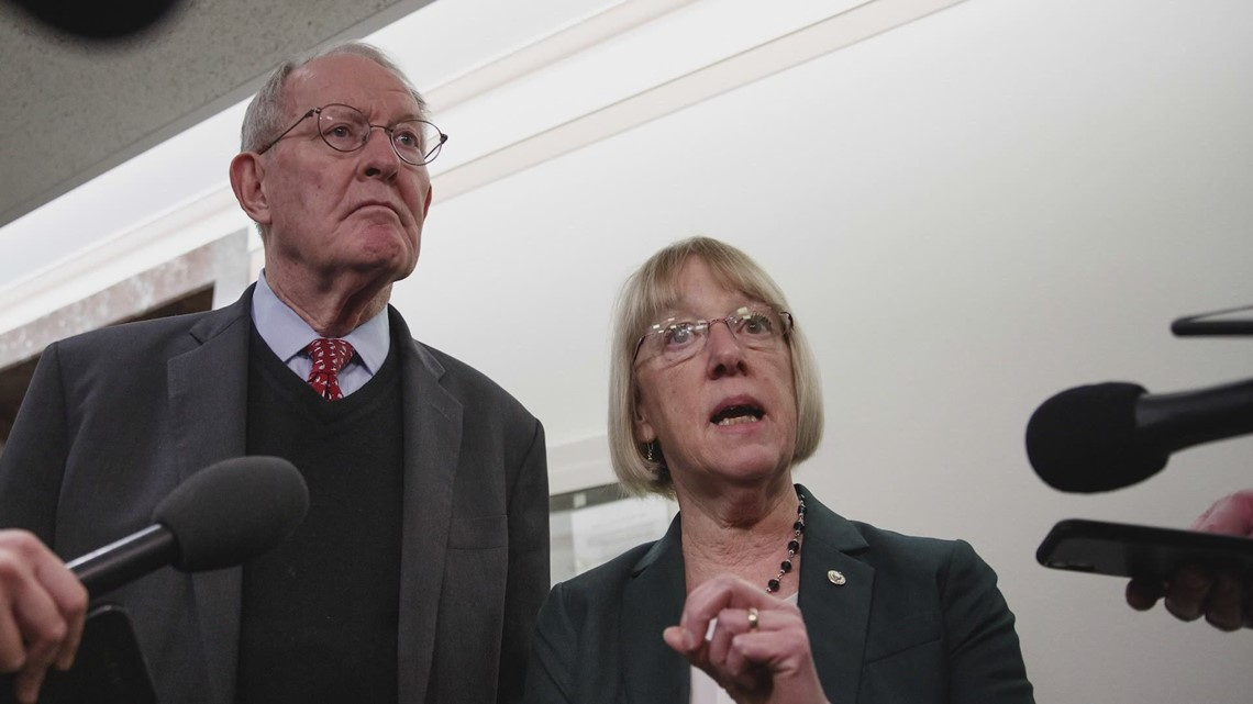 Statewide poll suggests Democratic Sen. Patty Murray should not seek re-election
