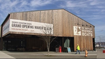 The Center for Wooden Boats gets a new home in South Lake Union
