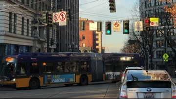 Seattle lawmakers want cameras to catch intersection blockers