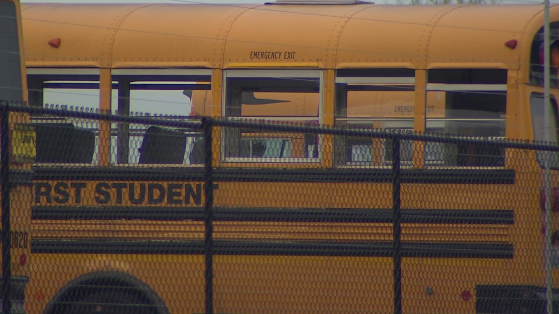 Seattle Public Schools will suspend 142 bus routes starting Monday due to driver shortage