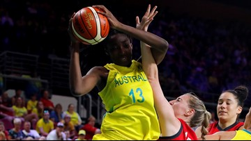Seattle Storm select another big Aussie in the WNBA Draft