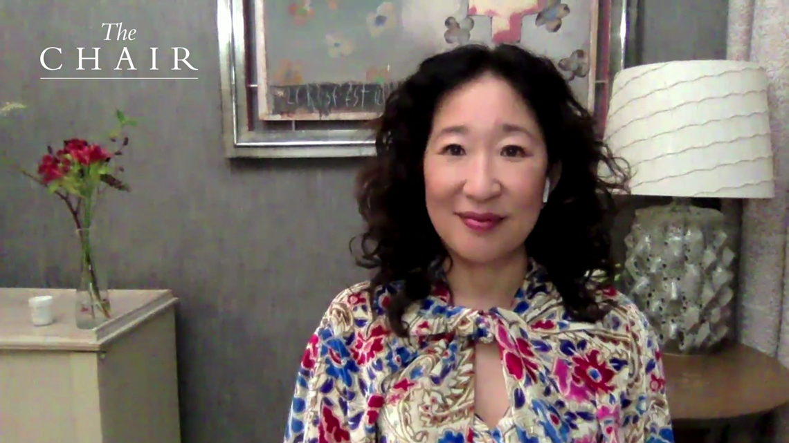 Sandra Oh stars in new Netflix series inspired by real life college campus events