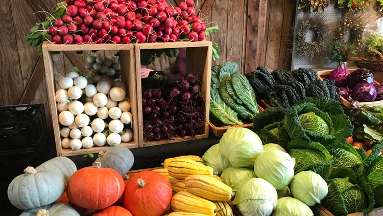 Enjoy these farmers markets throughout the Puget Sound
