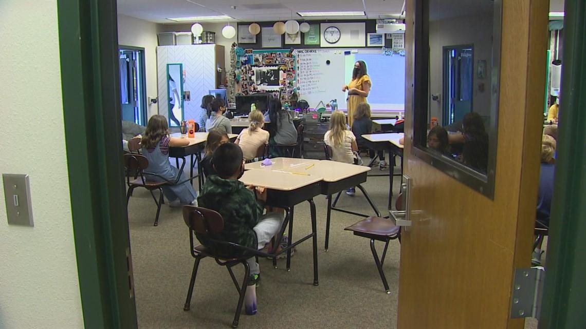 Parents protest Seattle Public Schools' proposed special education staff swap