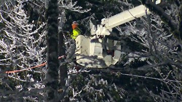 Power restored after multi-day outage in Skykomish