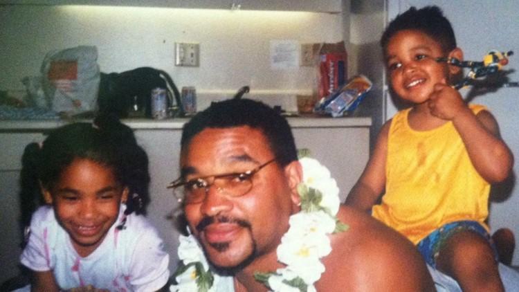 Rod Jones Family