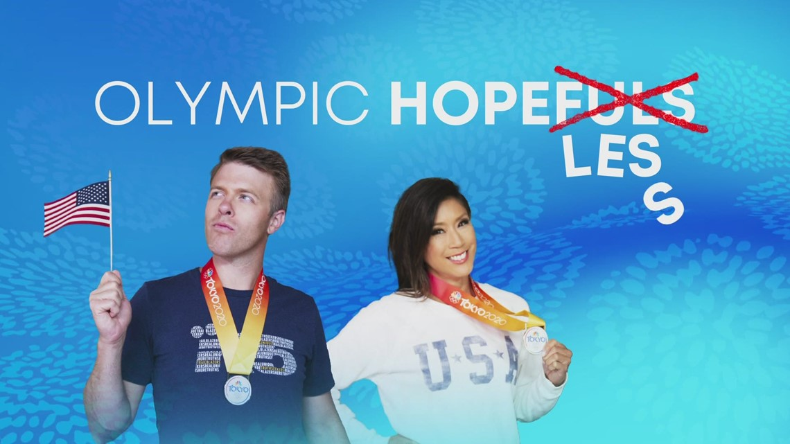 Olympic Hopeless: Surfing