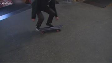 Giving back to the skateboarding community