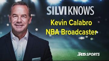 PODCAST I Silvi Knows:  Kevin Calabro