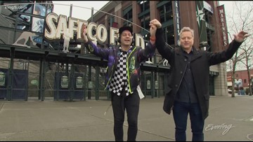 Fri 1/18, T-Mobile Park, Full Episode KING 5 Evening