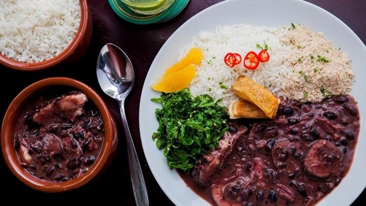 Experience the tastes of Brazil with Feijoada, the national dish