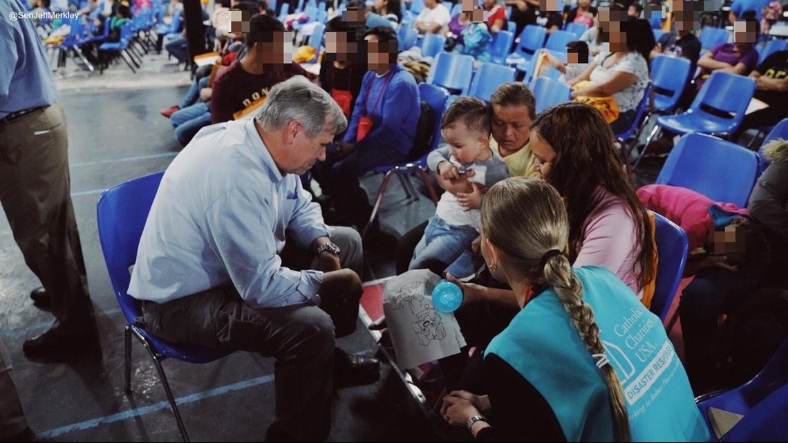 America at a crossroad: Senator Jeff Merkley on the border crisis