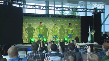 Sounders reveal Zulily as new jersey sponsor
