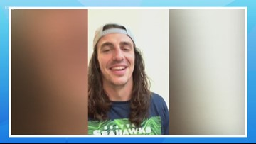 Luke Willson re-signs with Seattle Seahawks