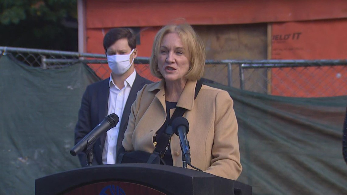 Seattle mayor announces $50 million to fund low-income housing