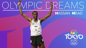 Puyallup native Hassan Mead eyes second Olympics with US track team