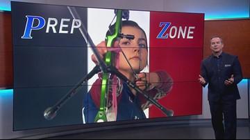 Prep Zone:  Monroe archer Erin White