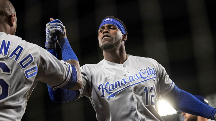 Soler's homer helps Royals snap Seattle skid with 6-4 win
