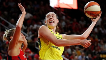 Washington Senate approves Seattle Storm license plate