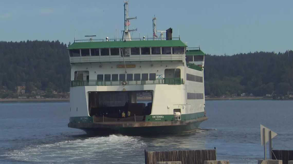 Committee votes to increase ferry fares by 2.5%