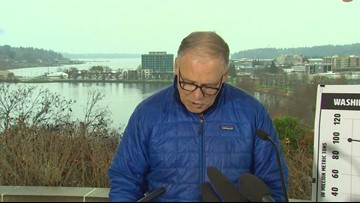 Gov. Inslee announces new climate policy proposals