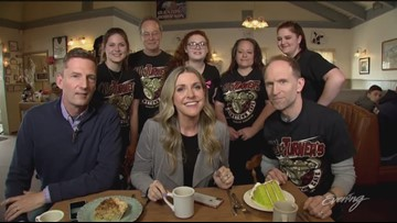 Mon, 5/13, Five Days of Diners: Mrs. Turner's Diner in Puyallup, Full Episode KING 5 Evening