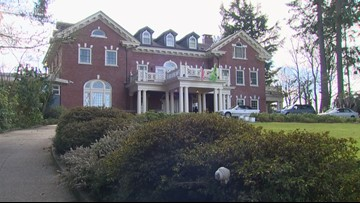 Take a trip back in time at the Governor's Mansion
