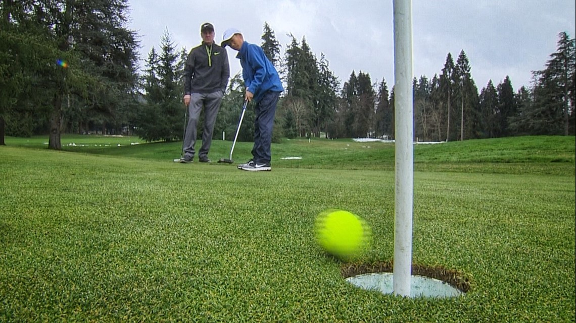 Focus and fun makes Bothell boy one of the best young golfers around - 12 Under 12