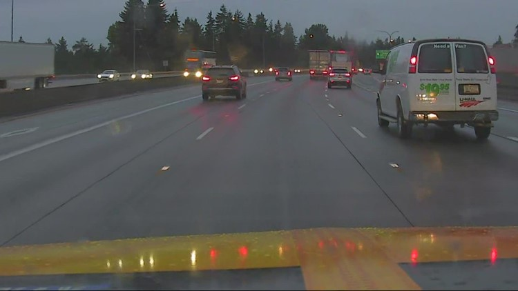 WSP troopers planning for increase in crashes ahead of weekend rain